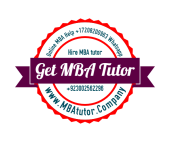Online MBA tutor, MBA teacher, MBA tuition, Accounting, Statistics (4)