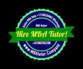 Online MBA tutor, MBA teacher, MBA tuition, Accounting, Statistics (8)