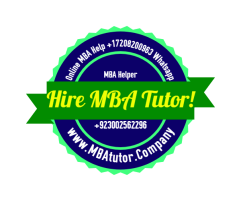 Online MBA tutor, MBA teacher, MBA tuition, Accounting, Statistics (8)